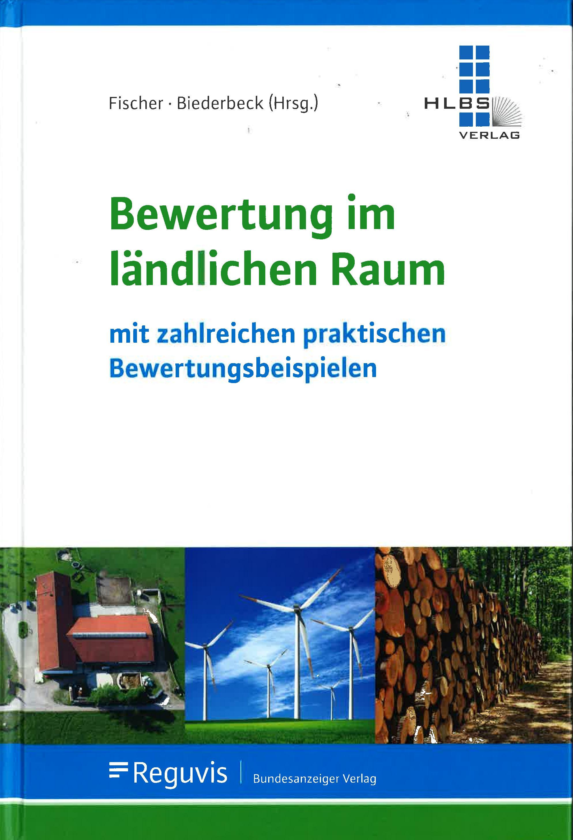 Cover zu Bewertung im ländlichen Raum