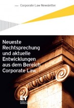 EY Corporate Law Newsletter 1/2014