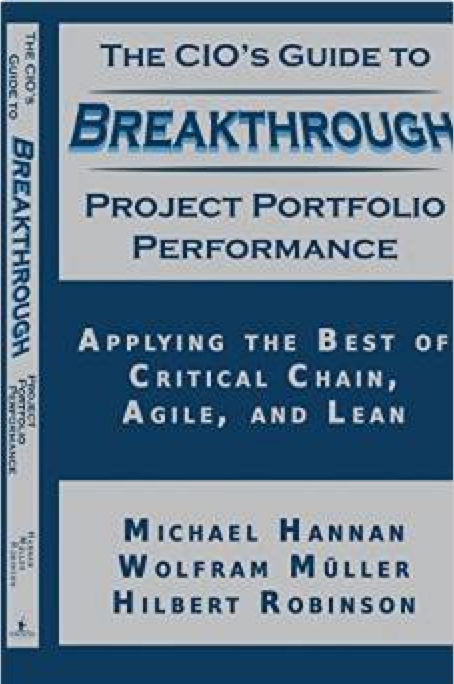 Cover zu The CIO Guide to Breakthrough Portfolio Performance