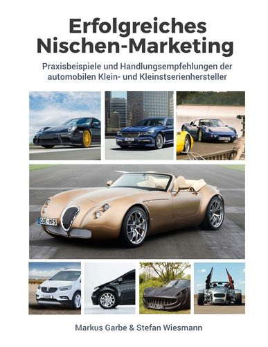 Cover zu Erfolgreiches Nischenmarketing