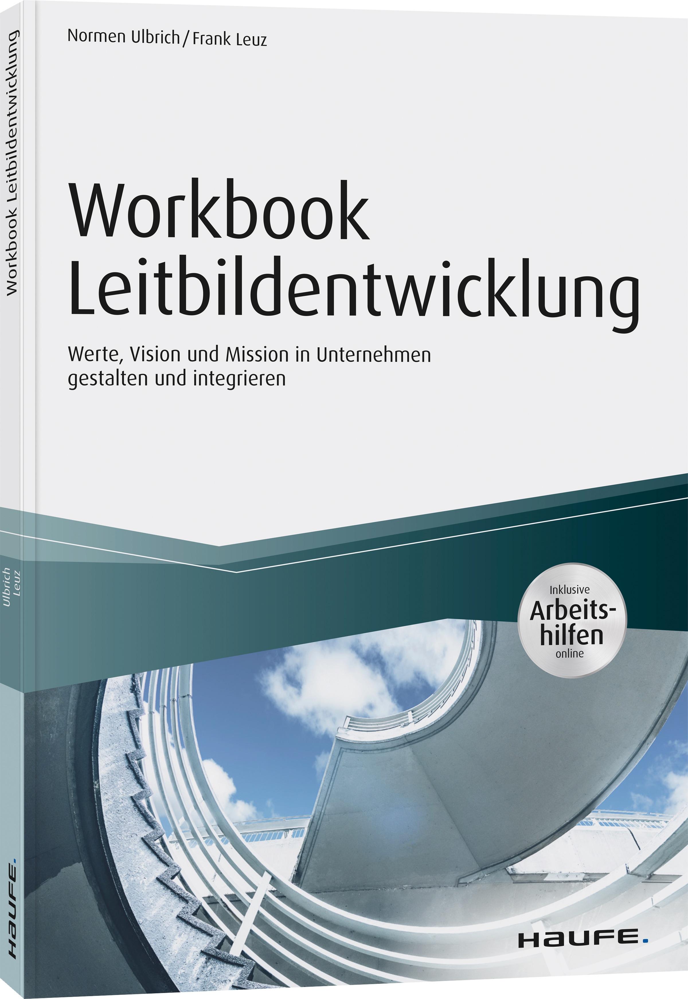 Cover zu Workbook Leitbildentwicklung