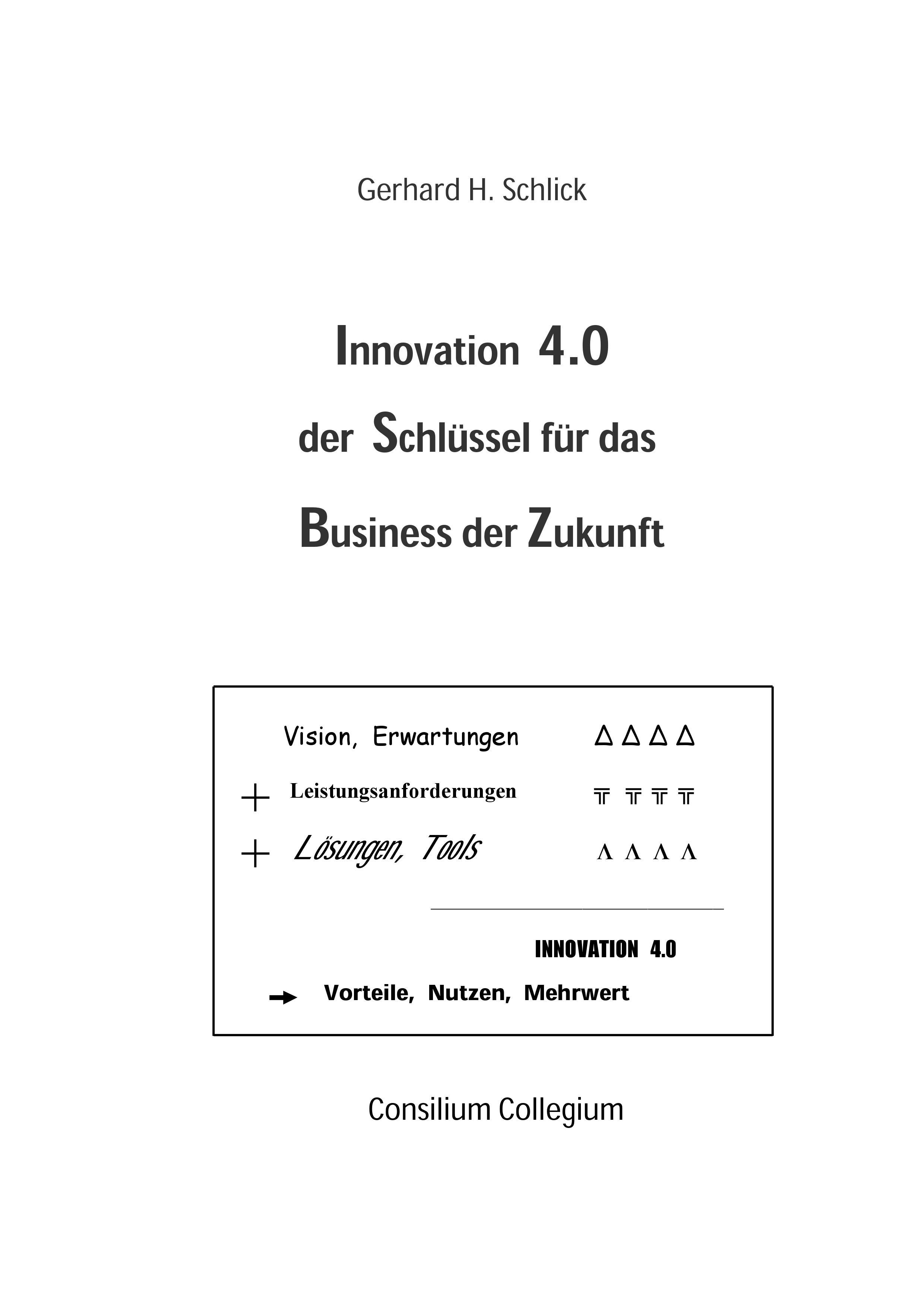 Cover zu Innovation 4.0