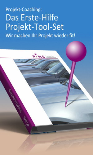Cover zu Projektcoaching
