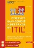 Cover zu IT Service Management in der Praxis mit ITIL®