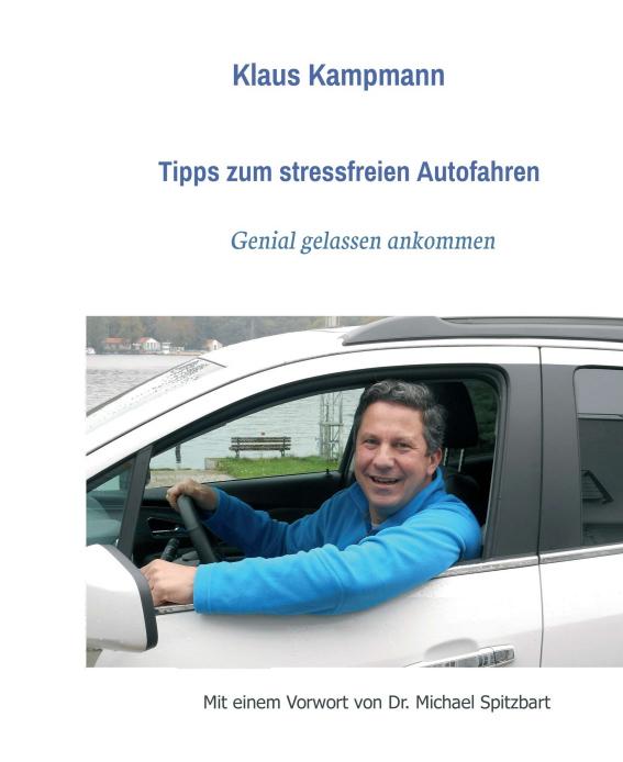 Cover zu Tipps zum stressfreien Autofahren