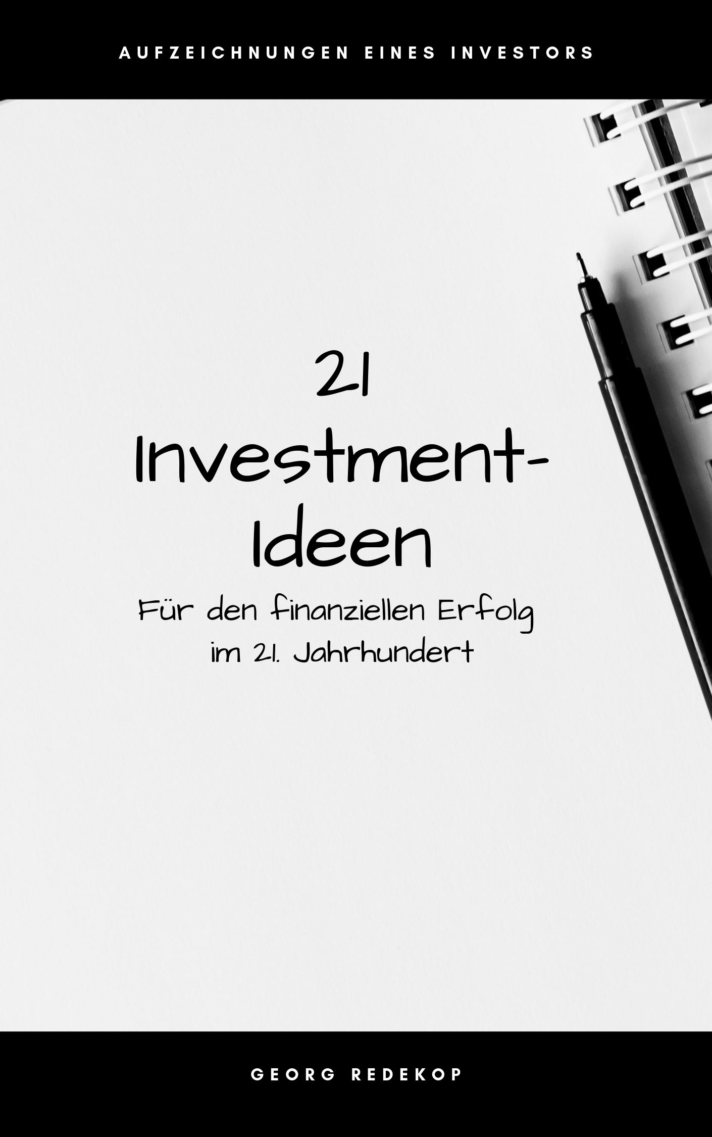 Cover zu 21 Investment-Ideen
