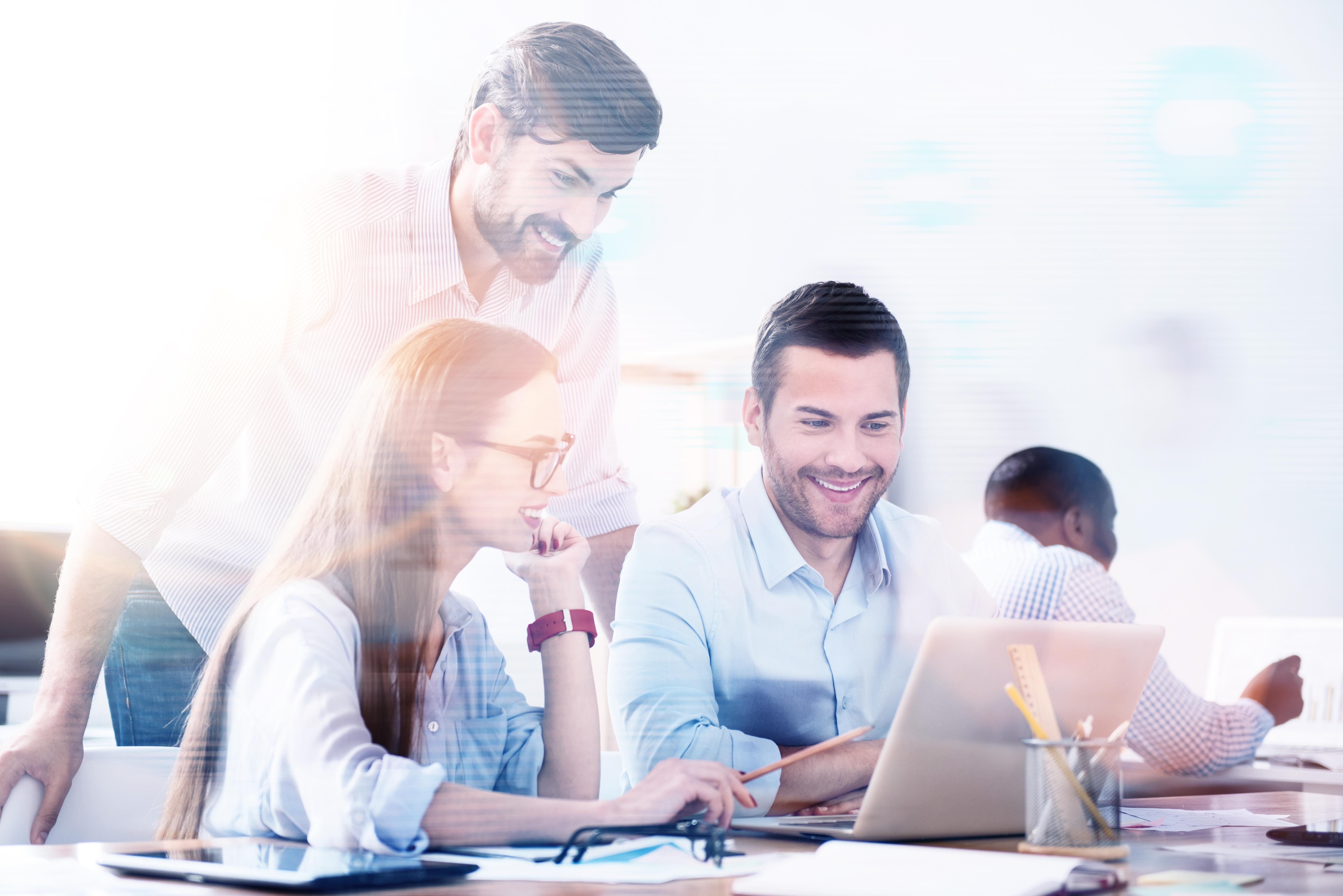 Cover zu Virtuelle Führung