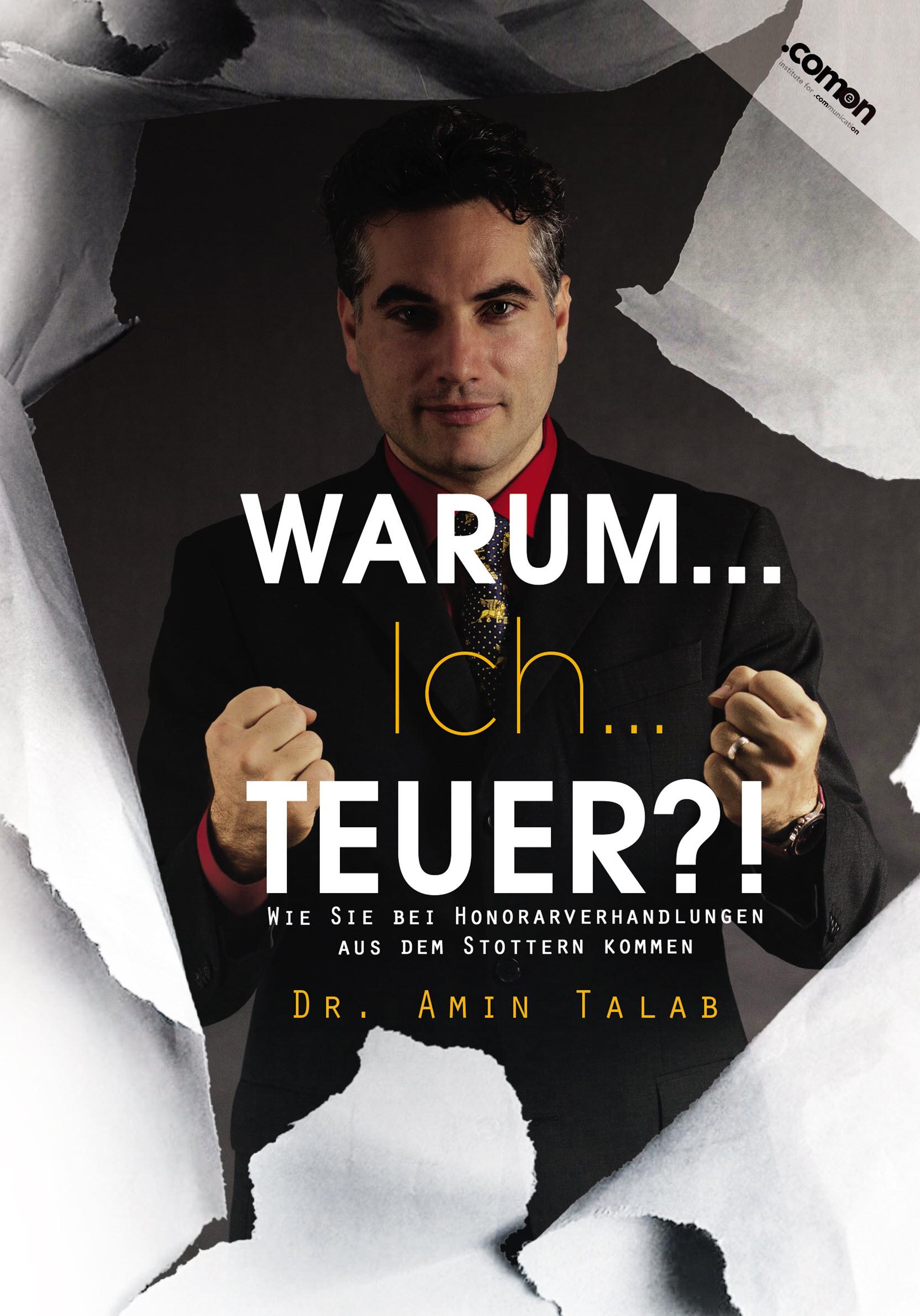Cover zu WARUM...Ich...TEUER?!