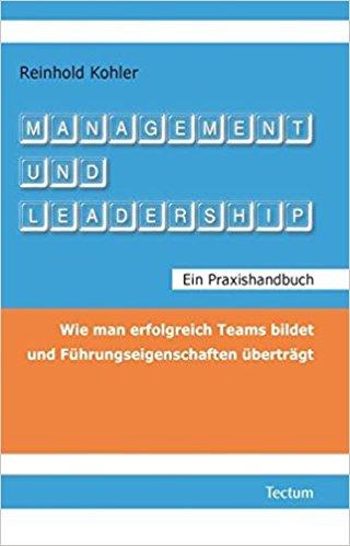 Cover zu Management und Leadership