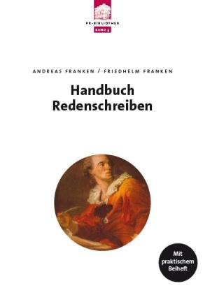 Cover zu Handbuch Redenschreiben