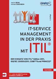 Cover zu IT Service Management mit ITIL®