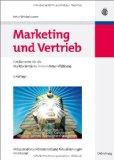 Cover zu Marketing und Vertrieb