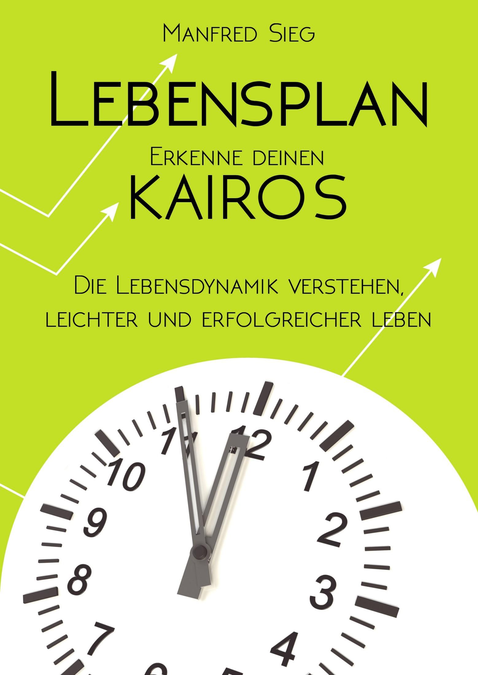 Cover zu Lebensplan - Erkenne deinen KAIROS