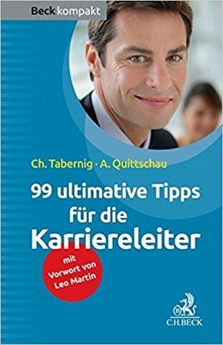 Cover zu 99 ultimative Tipps für die Karriereleiter