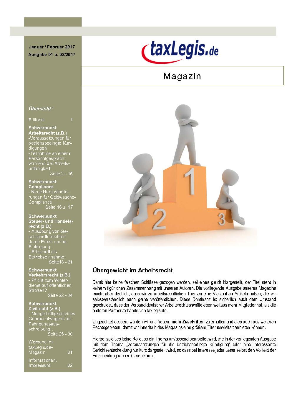 Cover zu Neue Herausforderungen für Geldwäsche-Compliance