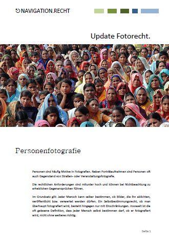 Cover zu Update Medienrecht 01/2013 Fotorecht