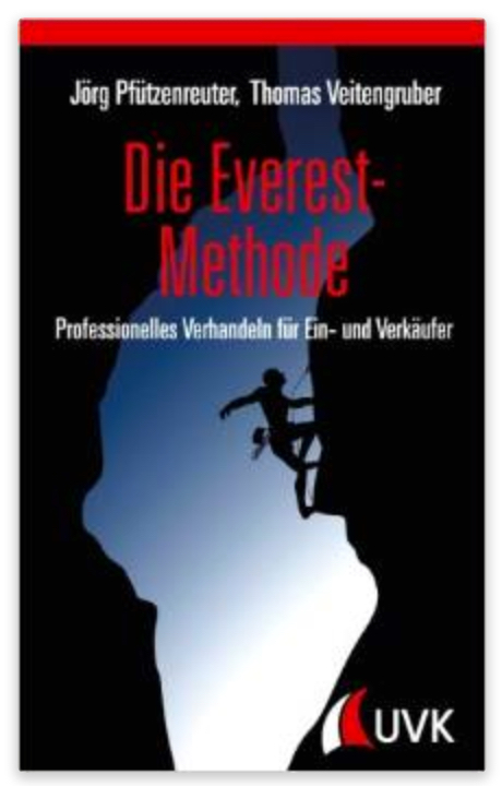 Cover zu Die EVEREST-Methode