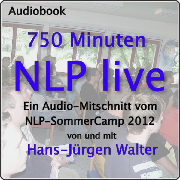 Cover zu NLP Live - Hörbuch