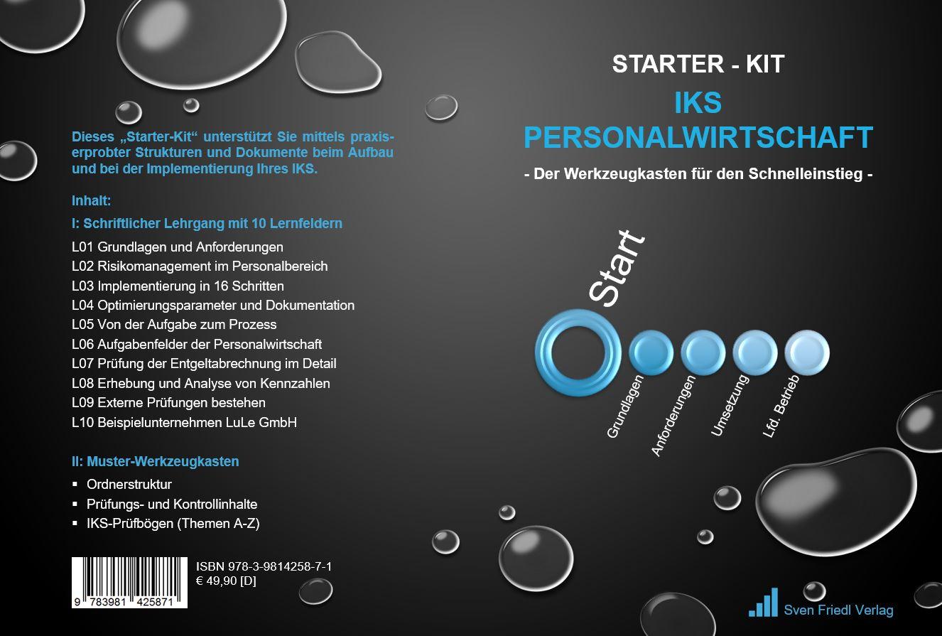 Cover zu Starter-KIT IKS Personalwirtschaft