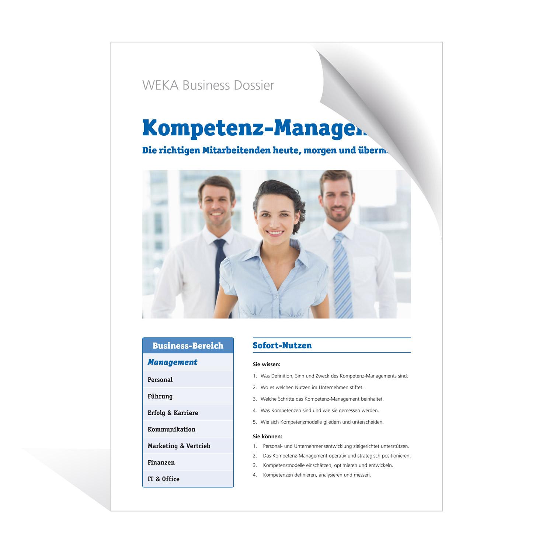 Cover zu Kompetenz-Management