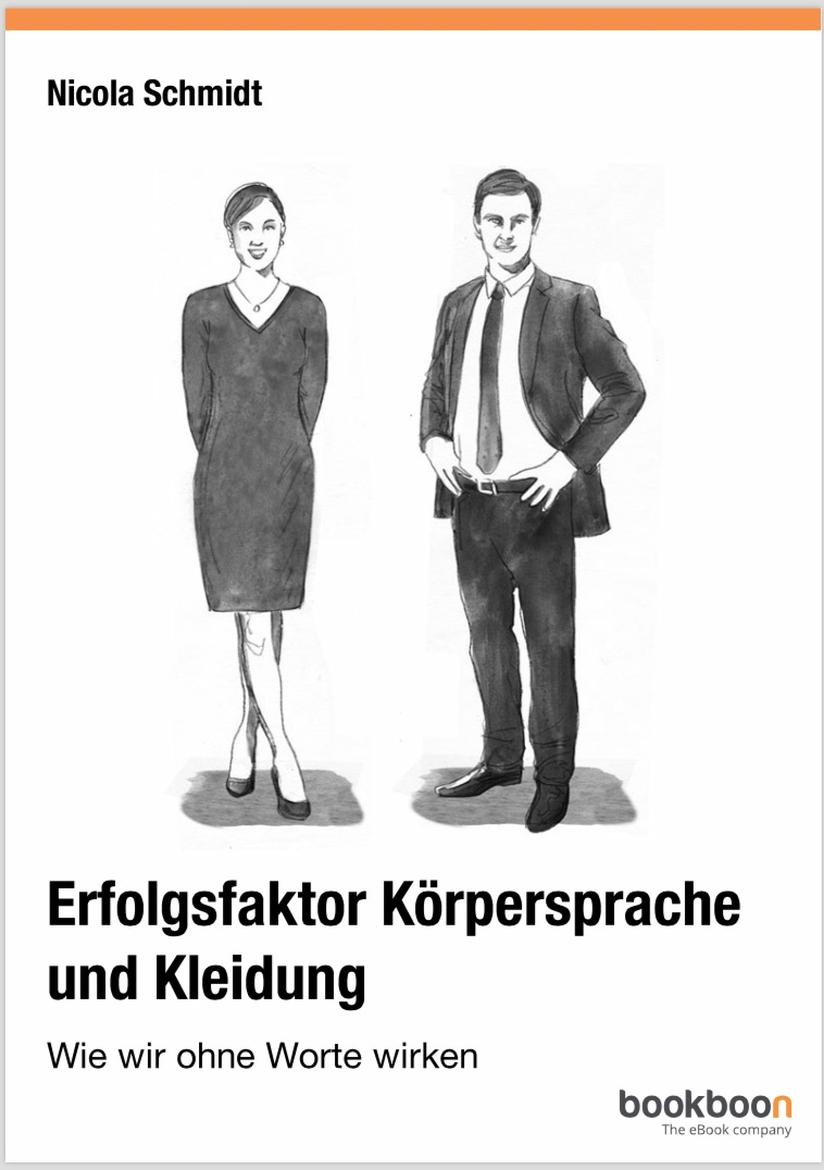 Cover zu Erfolgsfaktor Körpersprache und Kleidung