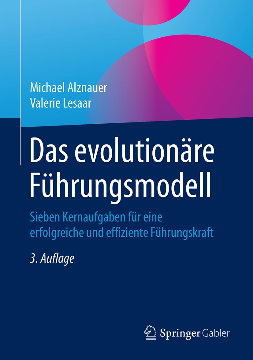 Cover zu Das evolutionäre Führungsmodell