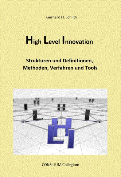 Cover zu High Level Innovation