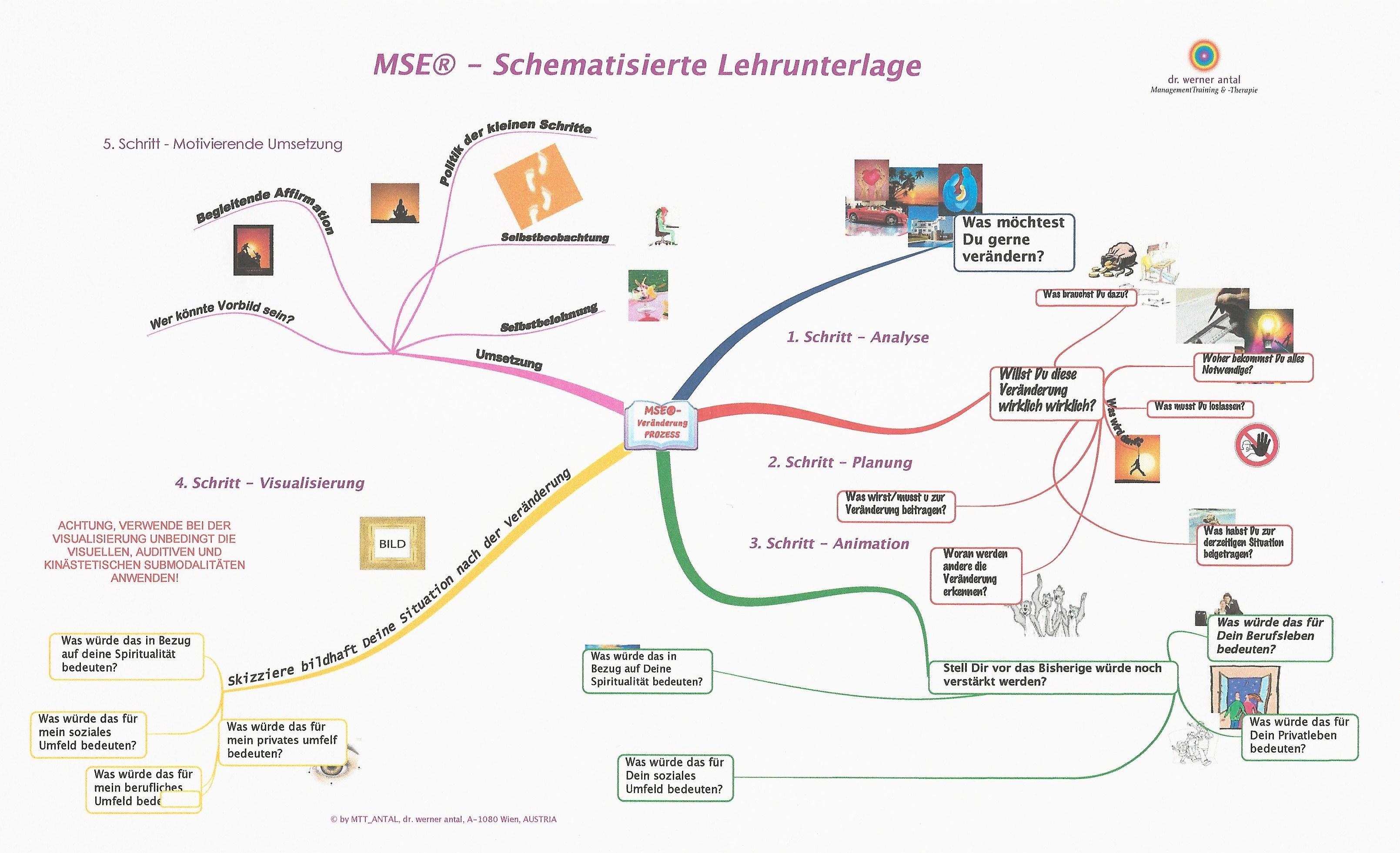 Cover zu Nachhaltig wirksame Verhaltensveränderung mit MSE®-Mentale Software Entwicklung