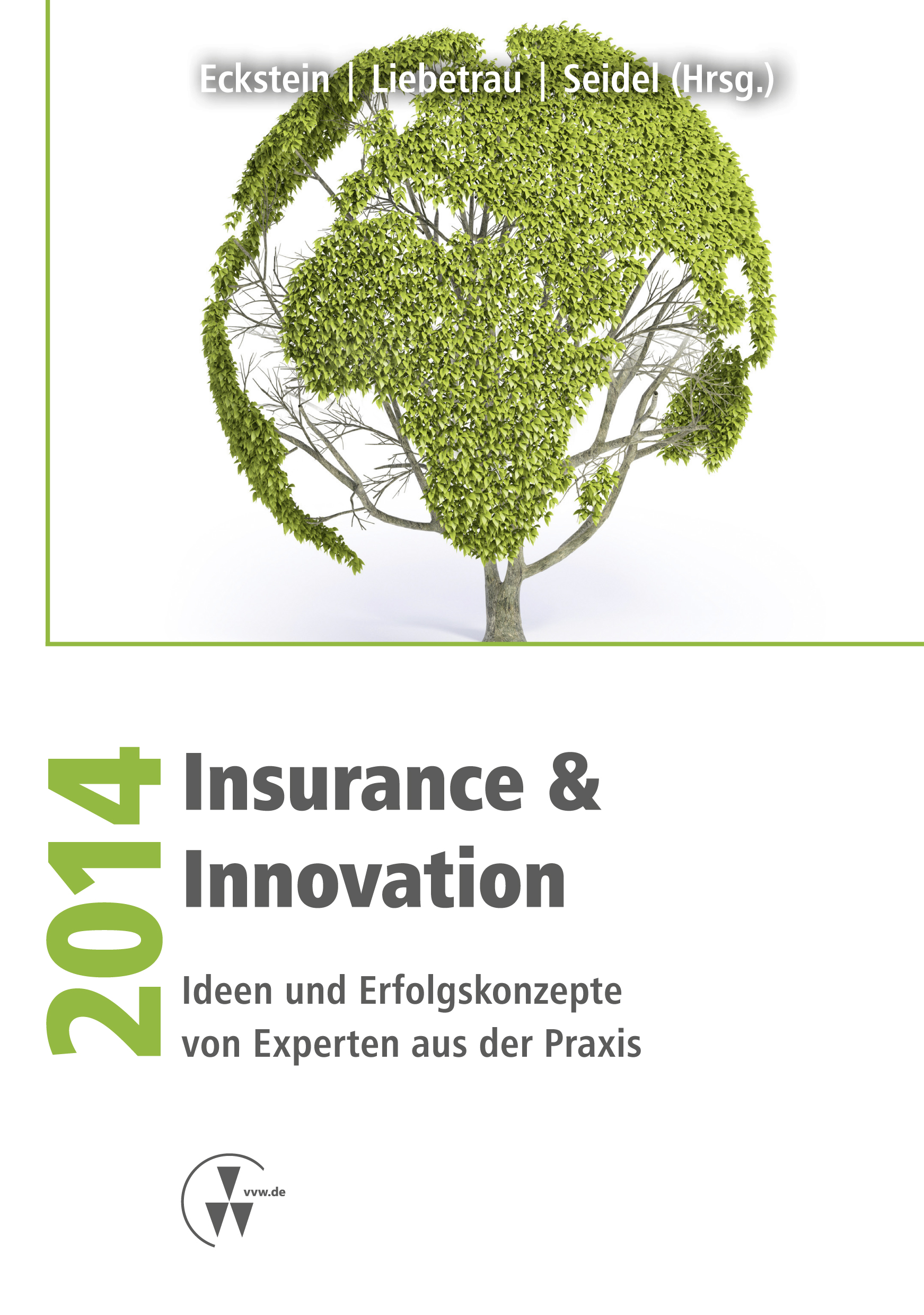 Cover zu Insurance & Innovation 2014