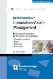 Cover zu Rechtshandbuch Immobilien-Asset-Management