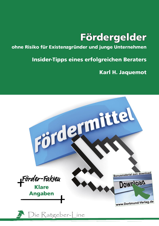 Cover zu Fördergelder (E-Book)