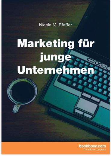 Cover zu Marketing für junge Unternehmen