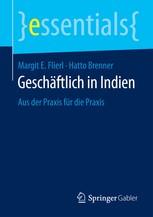 Cover zu Geschäftlich in Indien