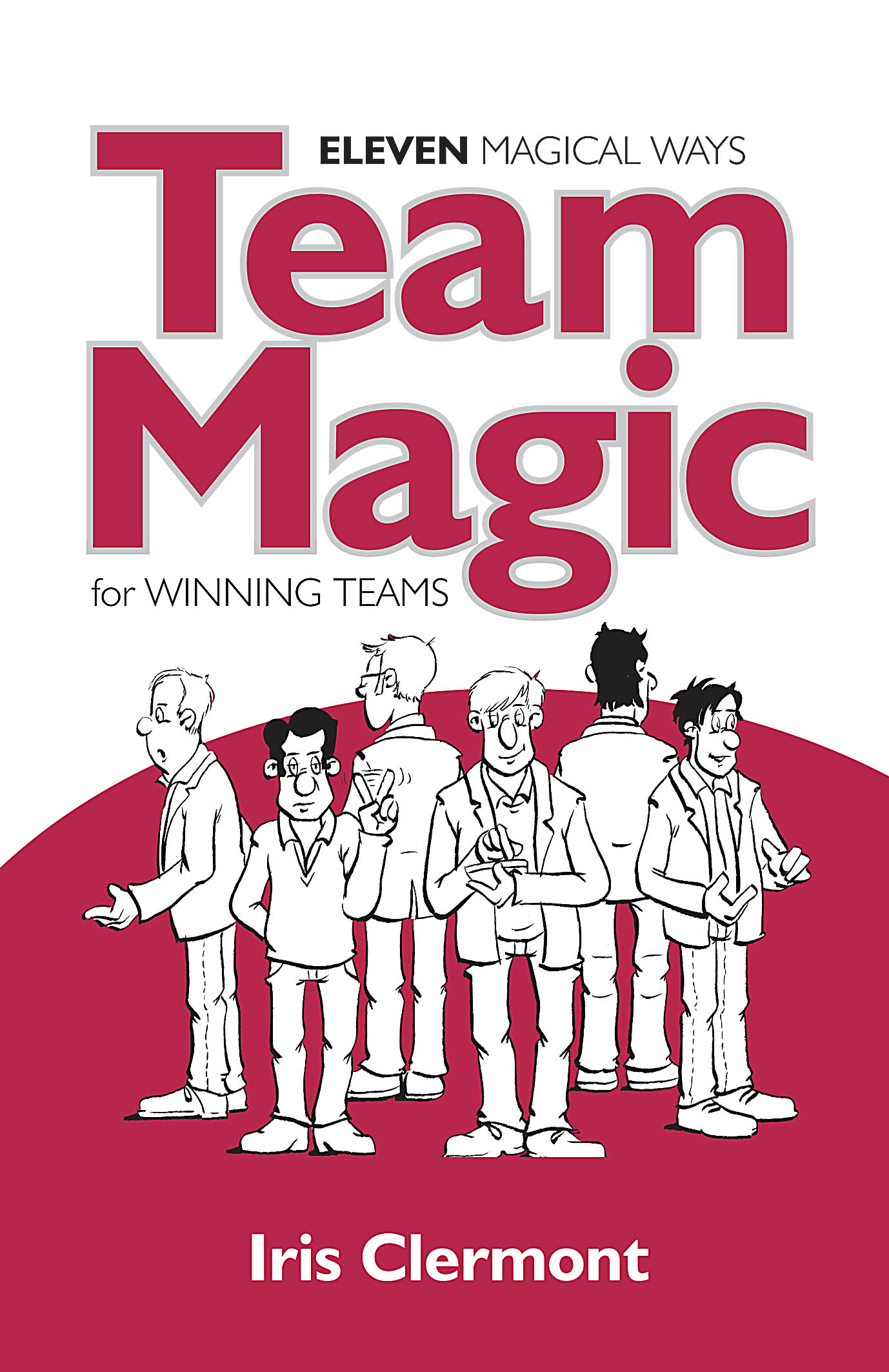 Cover zu Team Magic