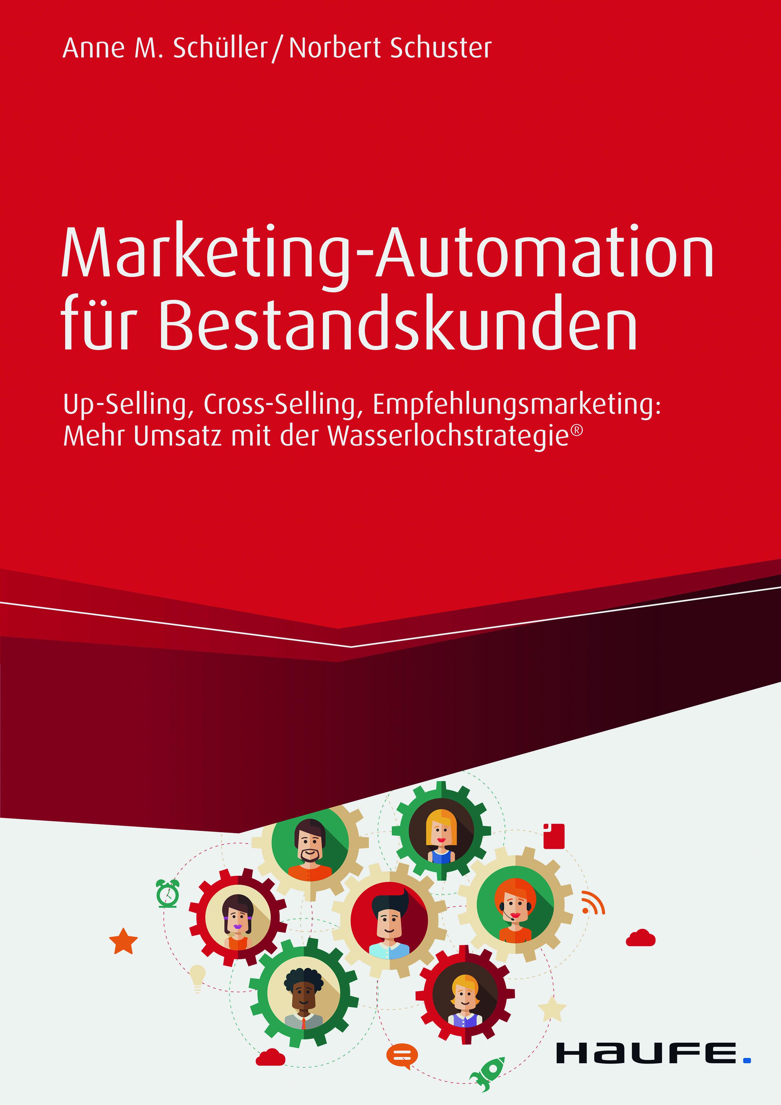 Cover zu Marketing-Automation für Bestandskunden