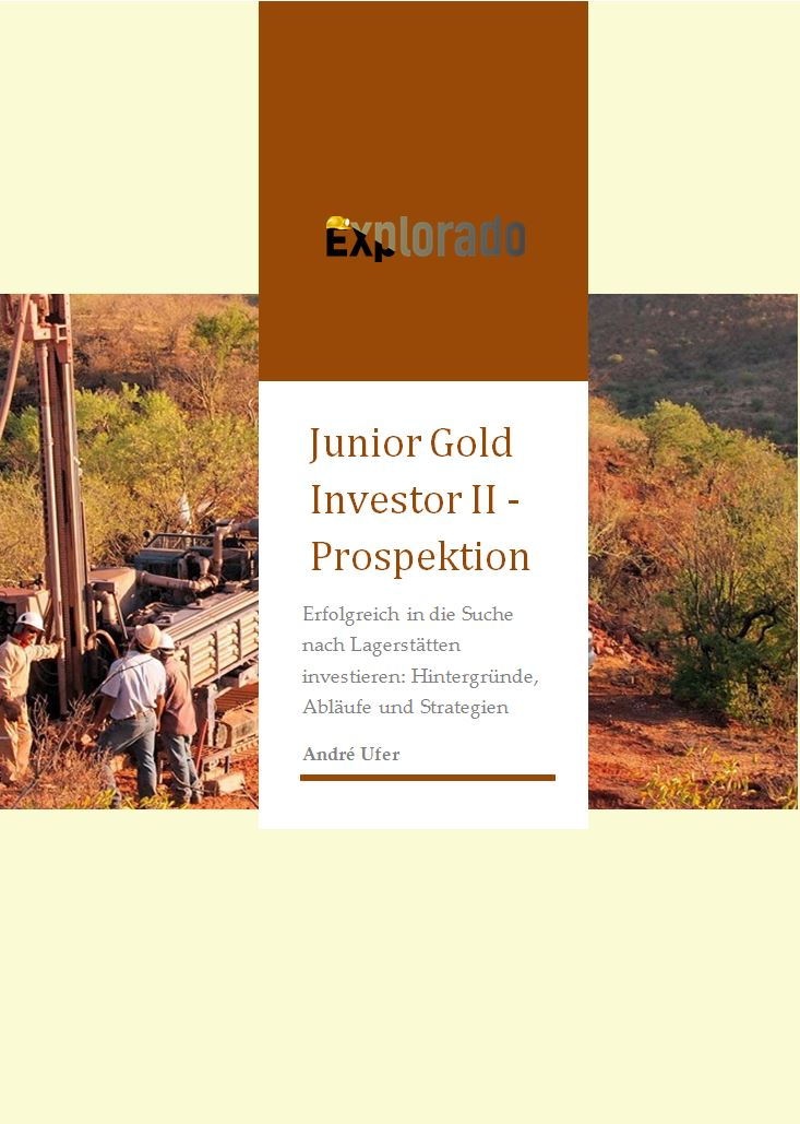 Cover zu Junior Gold Investor II