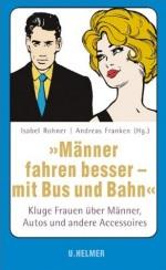 Cover zu Männer fahren besser - mit Bus und Bahn