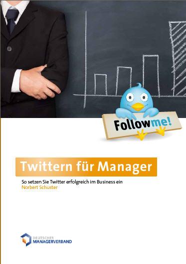 Cover zu Twittern für Manager