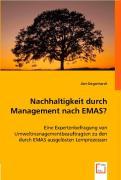 Cover zu Nachhaltigkeit durch Management nach EMAS?