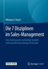 Cover zu Die 7 Disziplinen im Sales-Management