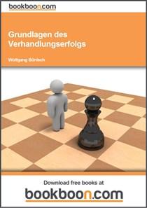 Cover zu Grundlagen des Verhandlungserfolgs