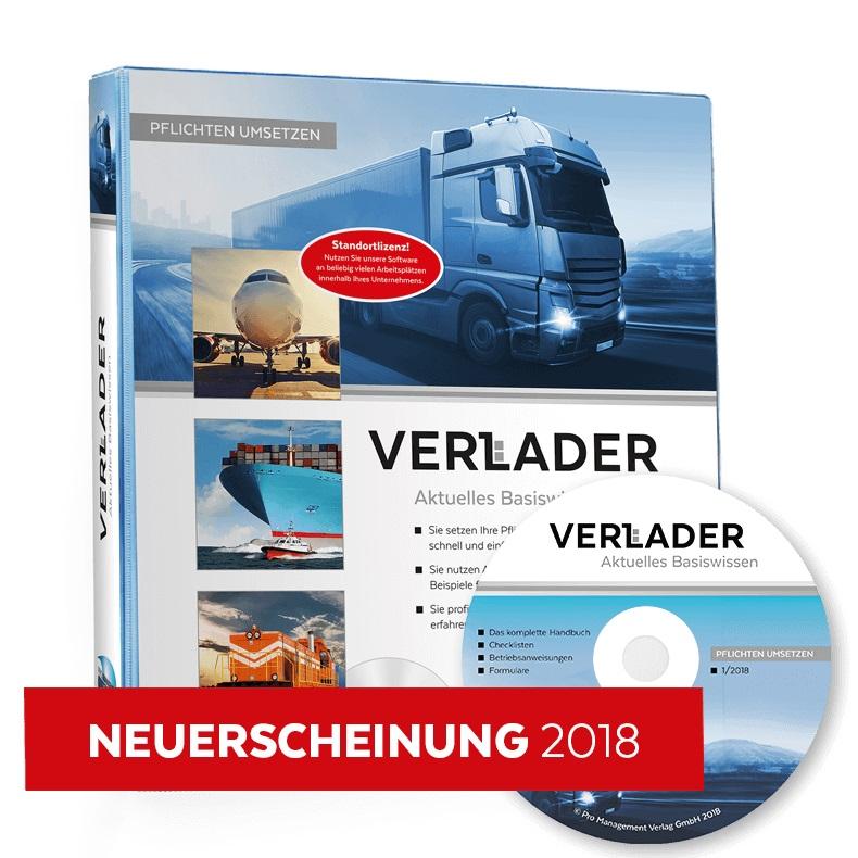 Cover zu VERLADER: Aktuelles Basiswissen