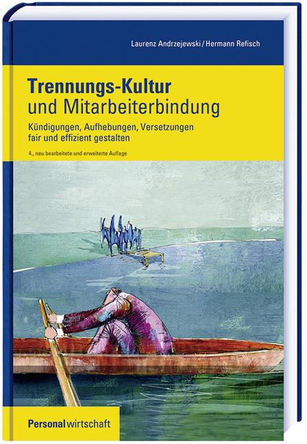 Cover zu Trennungs-Kultur und Mitarbeiterbindung