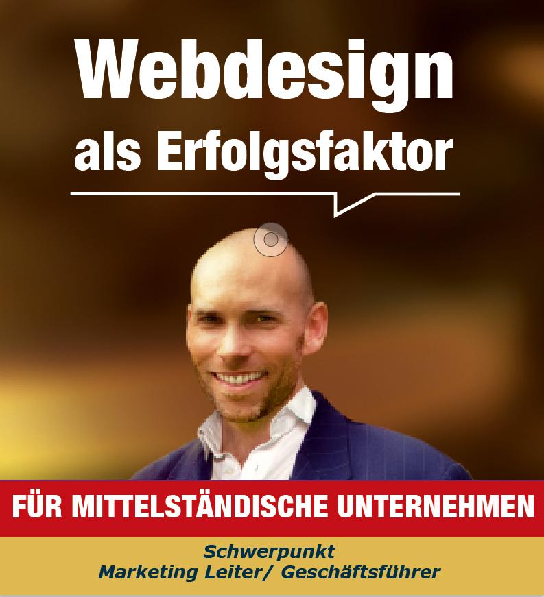 Cover zu Warum Webdesign von der Stange nichts bringt