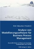 Analyse von Modellierungssoftware für Business Process Management