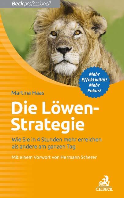 Cover zu Die Löwen-Strategie