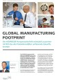 Global Manufacturing Footprint