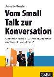 Cover zu Vom Small Talk zur Konversation