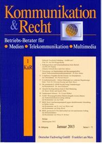 Cover zu BGH: Providerwechsel nur mit autorisiertem Auftrag