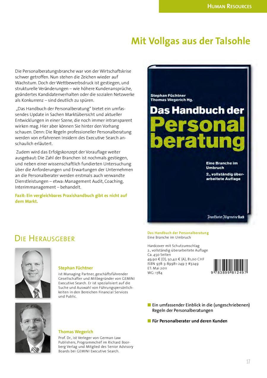 """Cover zu Die """"Berater-Berater"""" - Ein Blick hinter die Kulissen der Consultingbranche"""
